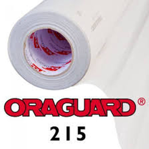 "Oraguard 215 Premium Gloss Vinyl Laminate 12""x5yd. Roll"