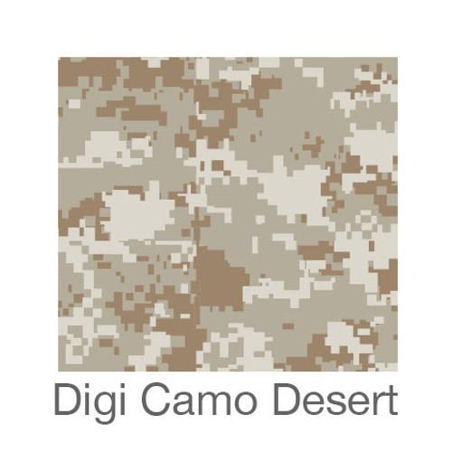 """12""""x12"""" Patterned HTV - Digi Camo Desert"""