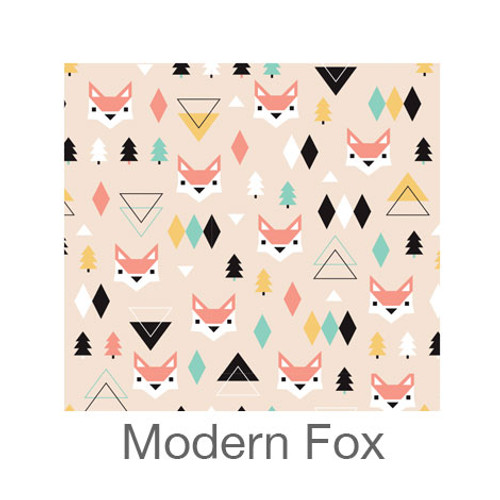 "12""x12"" Patterned HTV - Modern Fox"