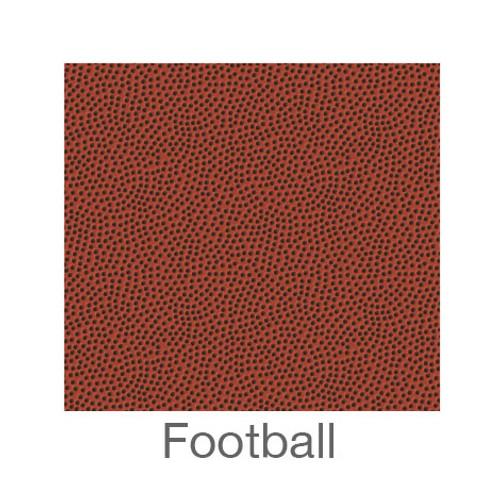 "12""x12"" Permanent Patterned Vinyl - Football"