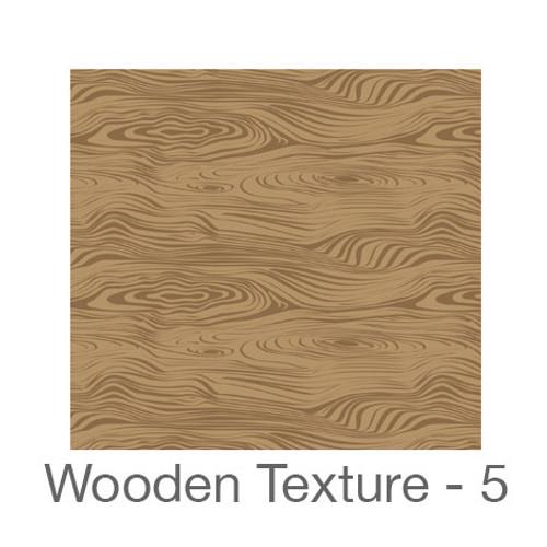 "12""x12"" Permanent Patterned Vinyl - Wooden Texture 5"
