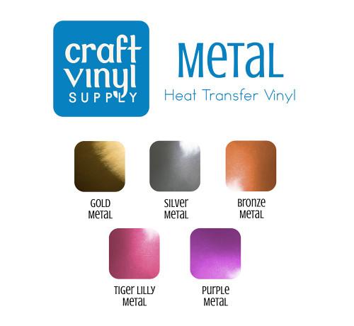 Metal Heat Transfer Sheets