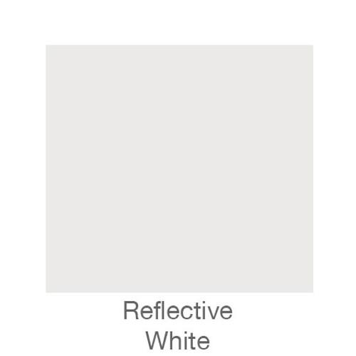 "Reflective Vinyl -12""x24""- White"