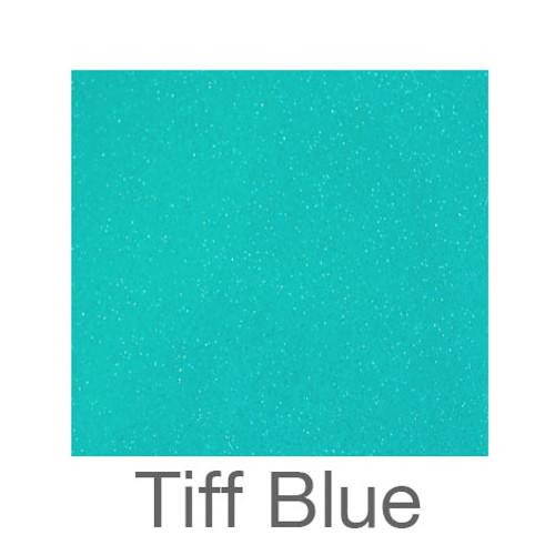 "Adhesive Glitter -12""x12""- Tiffany Blue"