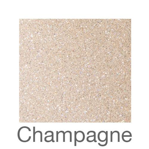 "Adhesive Glitter -12""x24""- Champagne"