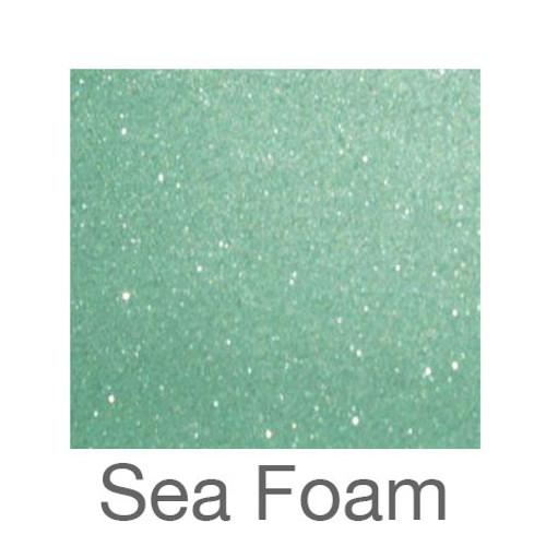 "Adhesive Glitter -12""x24""- Sea Foam"