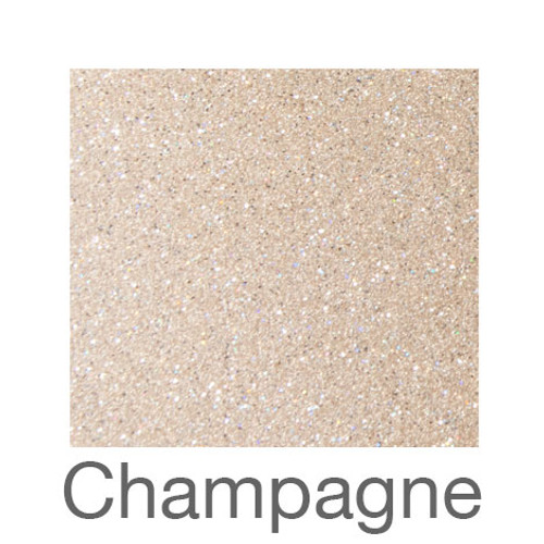 """Adhesive Glitter -12""""x5ft. Roll- Champagne"""