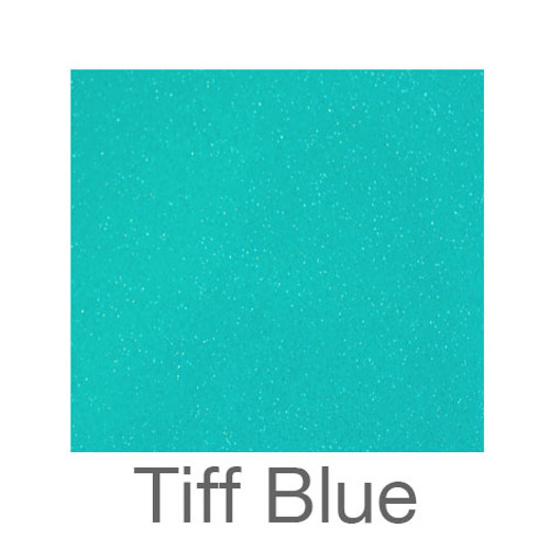 """Adhesive Glitter -12""""x5ft. Roll- Tiffany Blue"""
