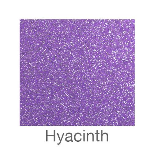 "Glitter Adhesive-12""x5ft. Roll-Hyacinth"