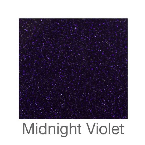 """Glitter Adhesive-12""""x5ft. Roll-Midnight Violet"""