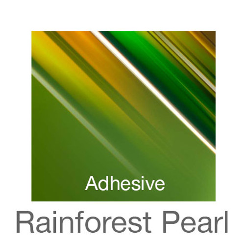 """Holographic Adhesive -12""""x20""""- Rainforest Pearl"""