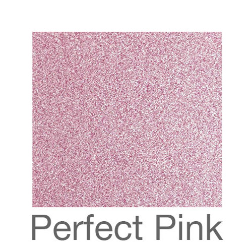 """Sparkle -12""""x12""""- Perfect Pink"""