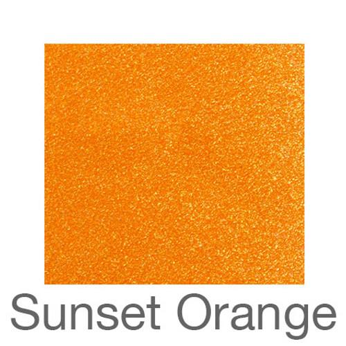 "Sparkle -12""x12""- Sunset-Orange"
