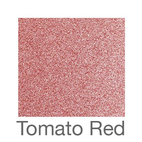 """Sparkle -12""""x12""""- Tomato-Red"""