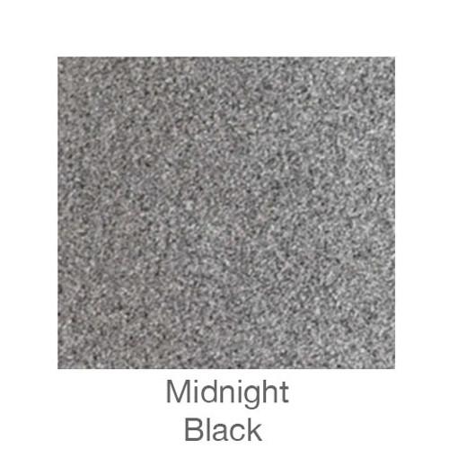 "Sparkle -12""x12""- Midnight-Black"