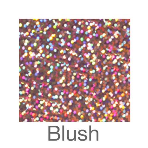 "Holographic-9""x12""-Blush"