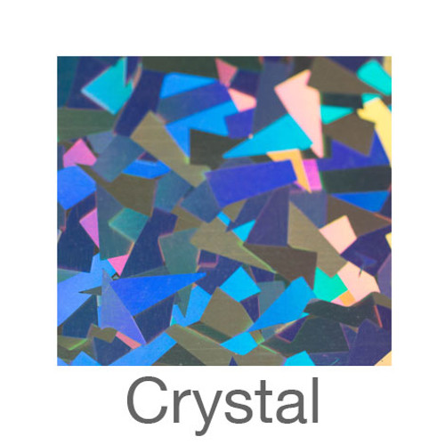 """Holographic-9""""x12""""-Crystal"""