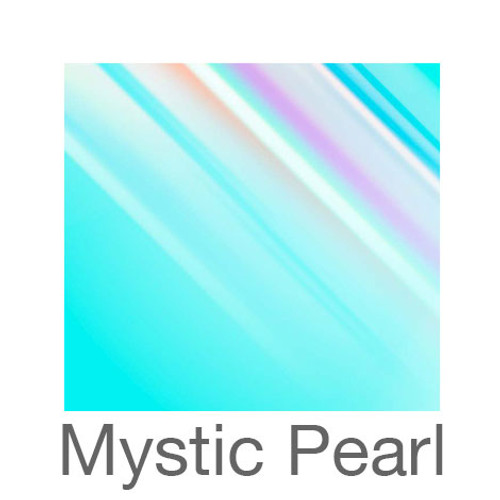 """Holographic-9""""x12""""-Mystic Pearl"""