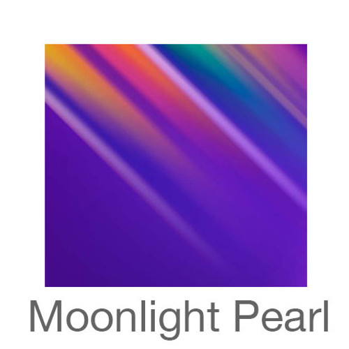 """Holographic-12""""x20""""-Moonlight Pearl"""