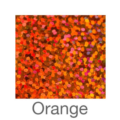 """Holographic-12""""x20""""-Orange"""