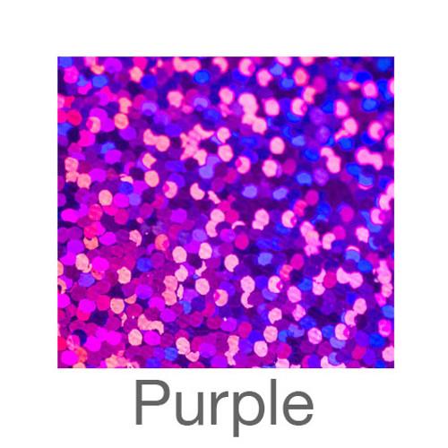 "Holographic-12""x20""-Purple"