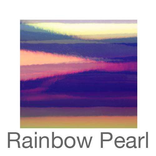 "Holographic-12""x20""-Rainbow Pearl"