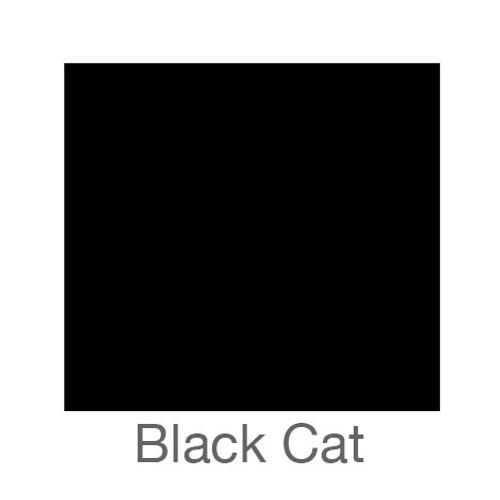 "EasyPSV Removable-12""x12""-Black Cat"