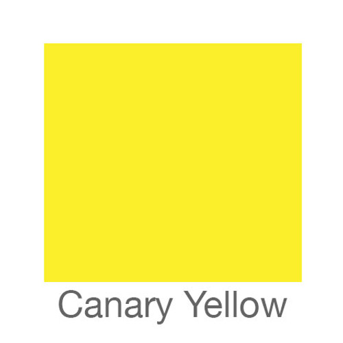 """EasyPSV Removable-12""""x12""""-Canary Yellow"""