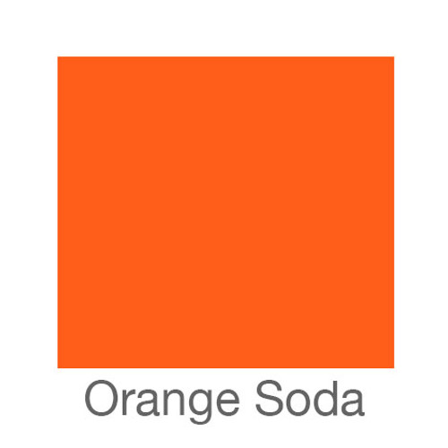 "EasyPSV Removable-12""x12""-Orange Soda"