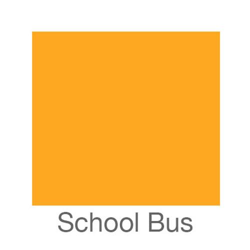 """EasyPSV Removable-12""""x12""""-School Bus"""