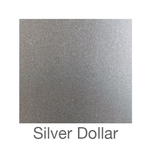 "EasyPSV Removable-12""x12""-Silver Dollar"