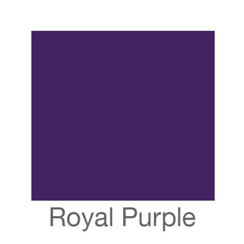 "EasyPSV Removable-12""x12""-Royal Purple"