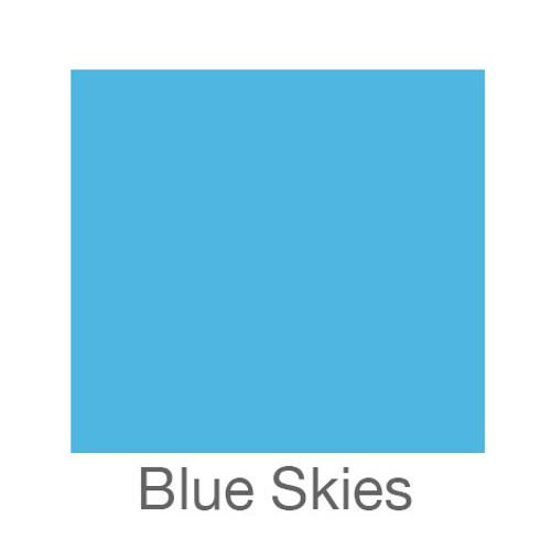 "EasyPSV Permanent-12""x12""-Blue Skies"
