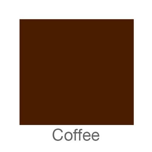 """EasyPSV Permanent-12""""x12""""-Coffee"""