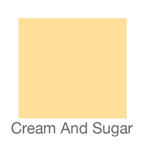 """EasyPSV Permanent-12""""x12""""-Cream & Sugar"""