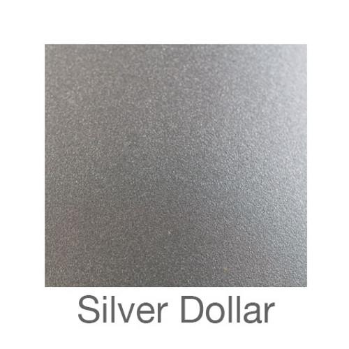 """EasyPSV Permanent-12""""x12""""-Silver Dollar"""