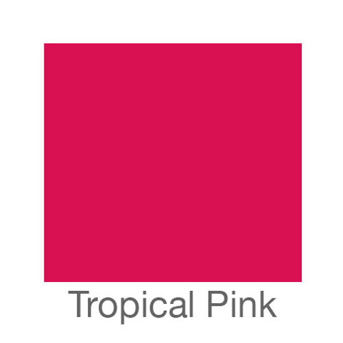 """EasyPSV Permanent-12""""x12""""-Tropical Pink"""