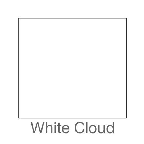 "EasyPSV Permanent-12""x12""-White Cloud"