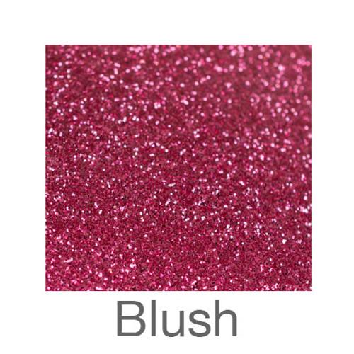 """Glitter -12""""x5ft. Roll-Blush"""