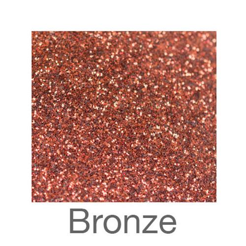 """Glitter -12""""x5ft. Roll-Bronze"""