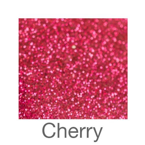 """Glitter -12""""x5ft. Roll-Cherry"""