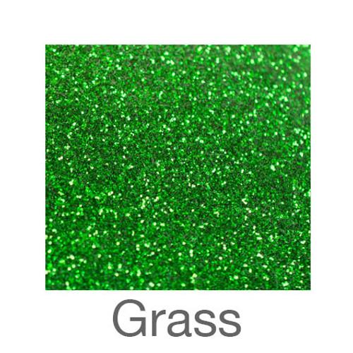 """Glitter -12""""x5ft. Roll-Grass"""