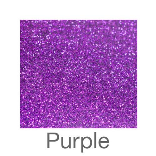 """Glitter -12""""x5ft. Roll-Purple"""