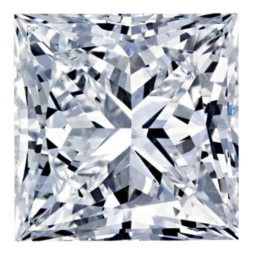 1.51CT Princess H SI1 Lab Grown Diamond 4810