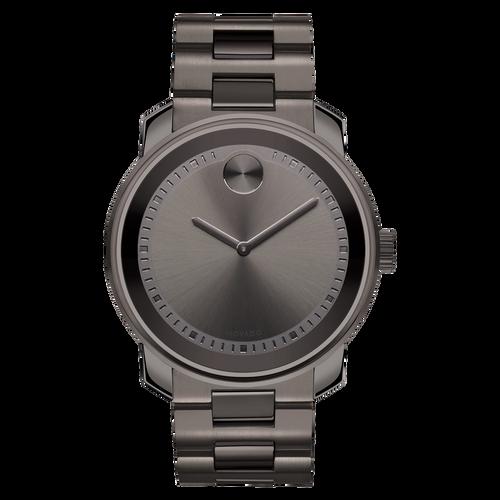 42.5MM Movado Bold Gunmetal Grey Men's Watch
