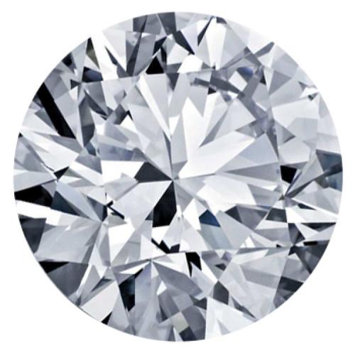 1.05CT Round H SI2 Lab Grown Diamond 3308