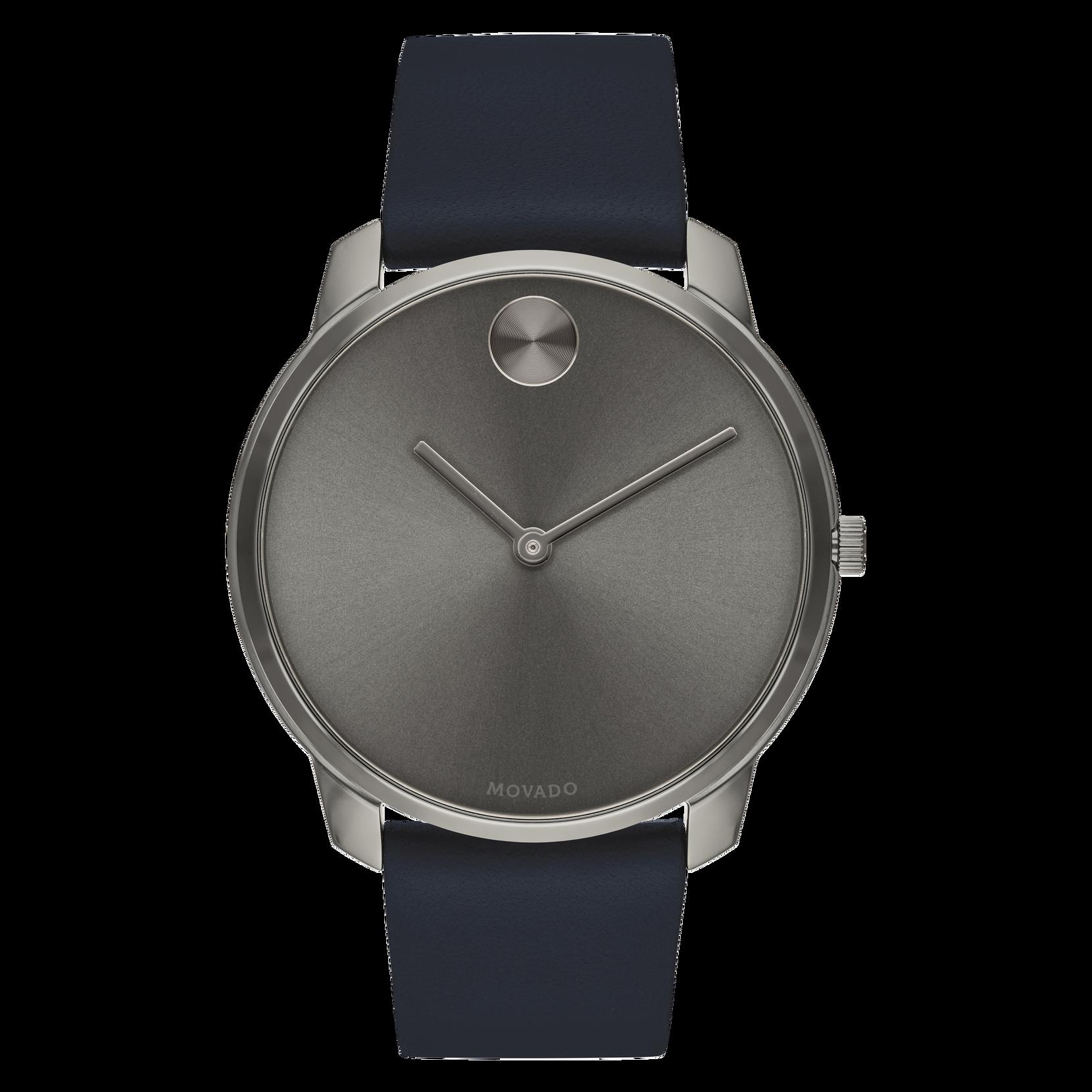 42MM Movado Bold Thin Men's Watch