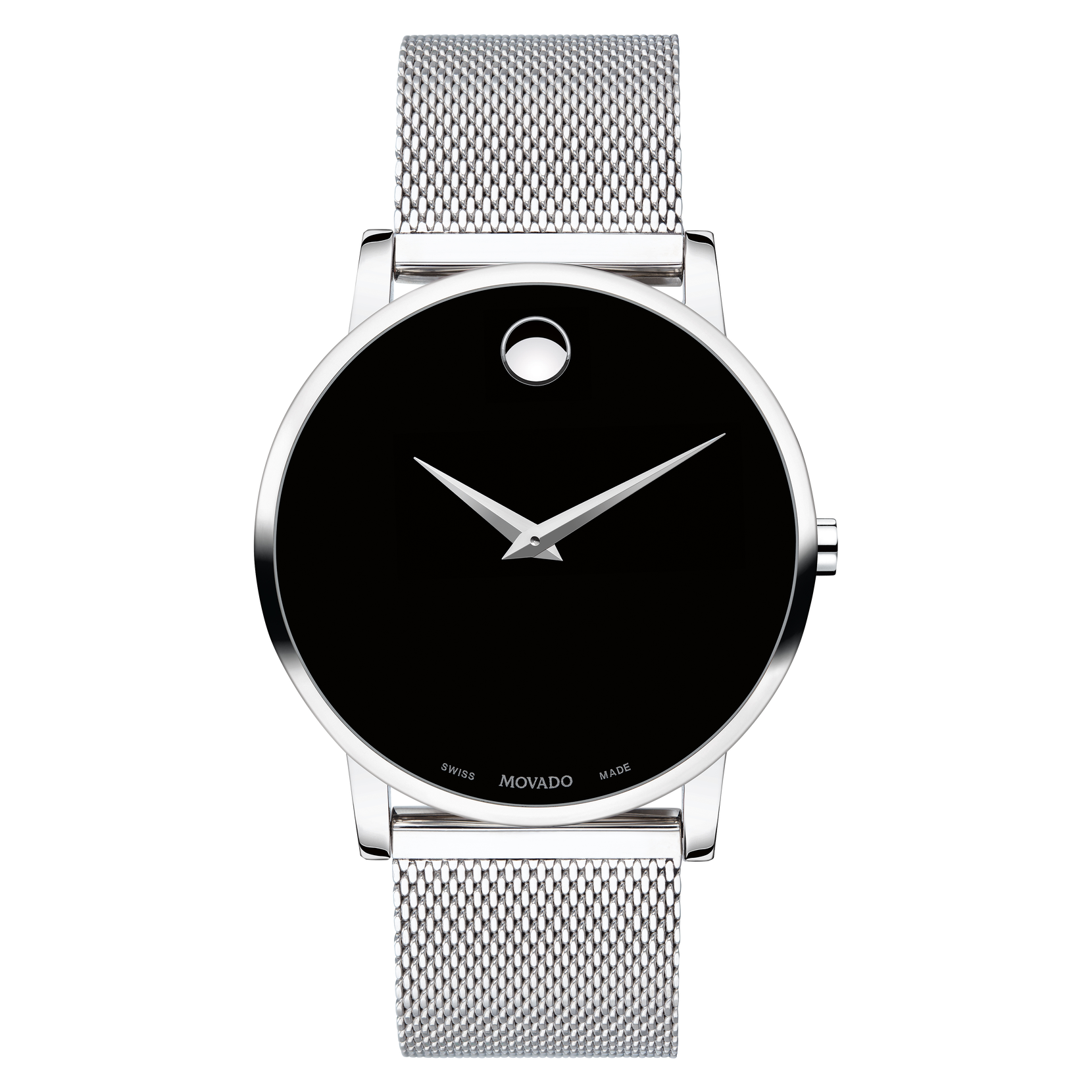Movado Stainless Steel Museum Classic