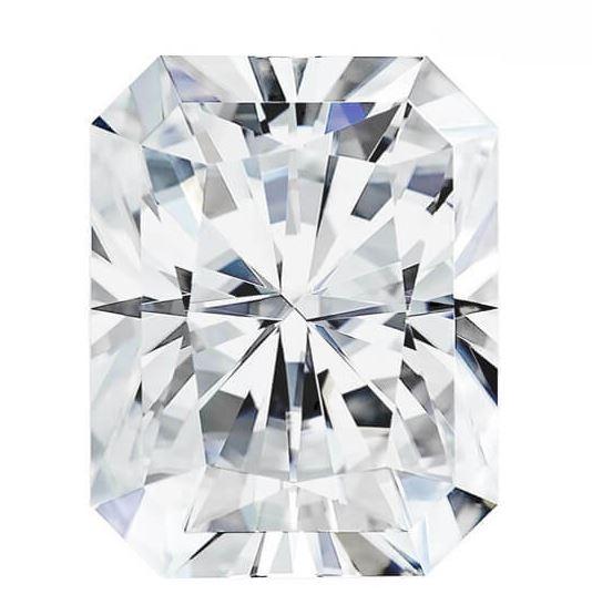 1.20CT Radiant H SI2 Natural Diamond 8284