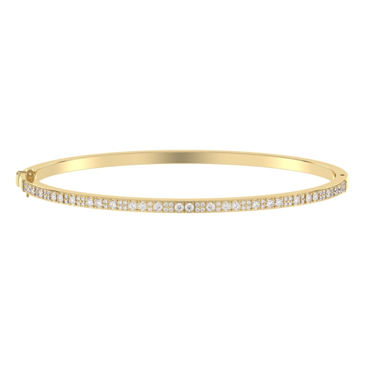 Chloe Gold Diamond Bracelet